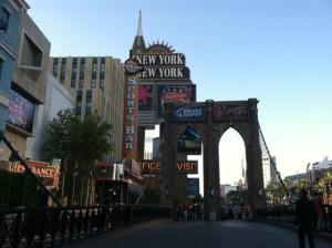 A day in vegas!