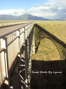 The Gorge Bridge in Taos, NM