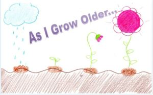 as i grow older
