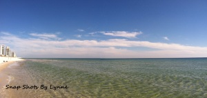 Florida Beach panorama